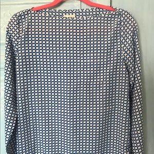 GAP Tops - Geometric long sleeve top.